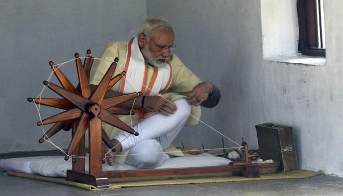 महेश शर्मा ने कहा, 'हमारे बीच PM मोदी के रूप में एक और गांधी'