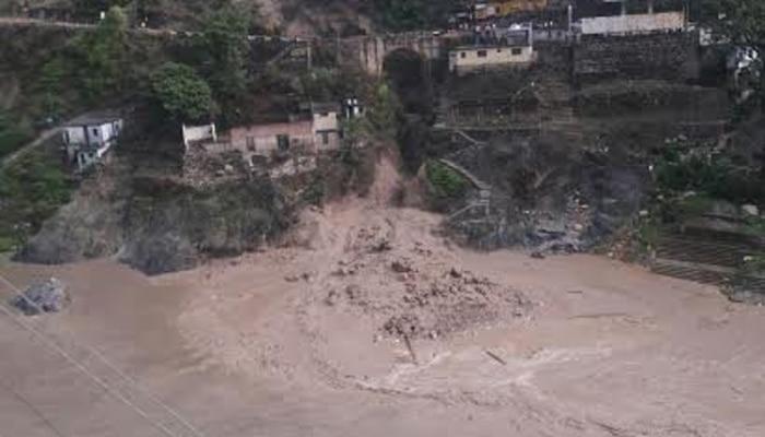 जम्मू-कश्मीर : डोडा में बादल फटने से 6 लोगों की मौत