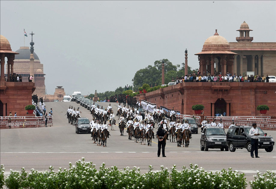 Ram Nath Kovind will be sworn in as the 14th President of India