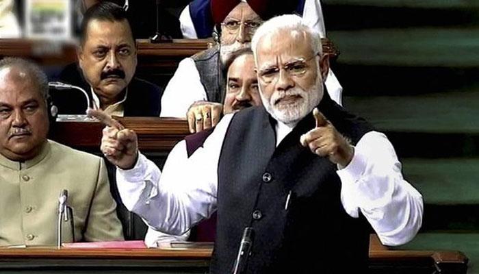 PM बोले, गांधी का मंत्र था 'करो या मरो, हमारा मंत्र है- करेंगे, और करके रहेंगे'