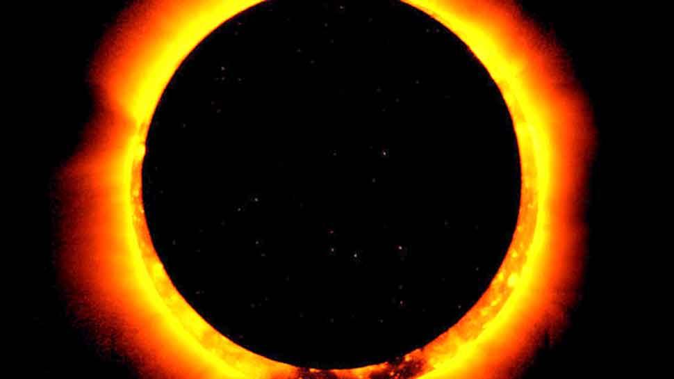 अमेरिका में पूर्ण सूर्य ग्रहण के दौरान सौर तूफान का अध्ययन करेंगे खगोलविद
