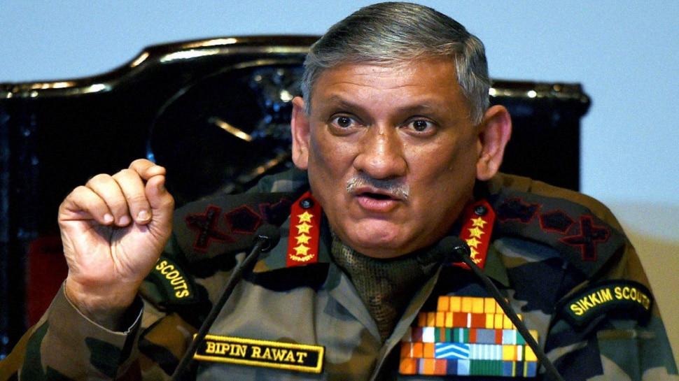 डोकलाम मुद्दा: बिपिन रावत ने आर्मी को अलर्ट पर रहने को कहा