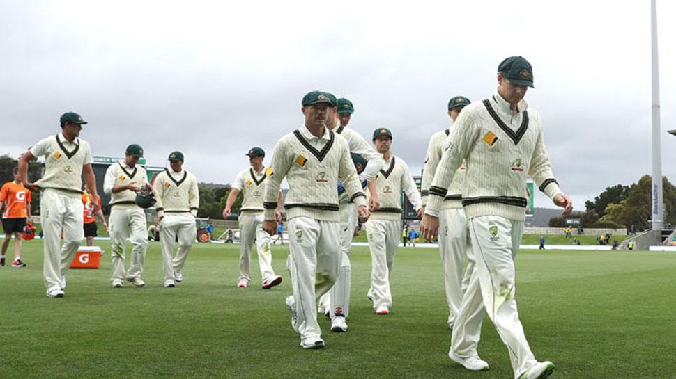 बांग्लादेश में ऑस्ट्रेलियाई टीम पर हमला, बस पर फेंके गए पत्थर