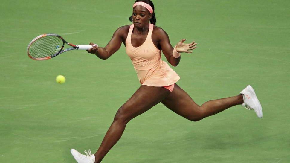 US Open: वीनस विलियम्स को मात देकर फाइनल में स्लोआने स्टीफंस