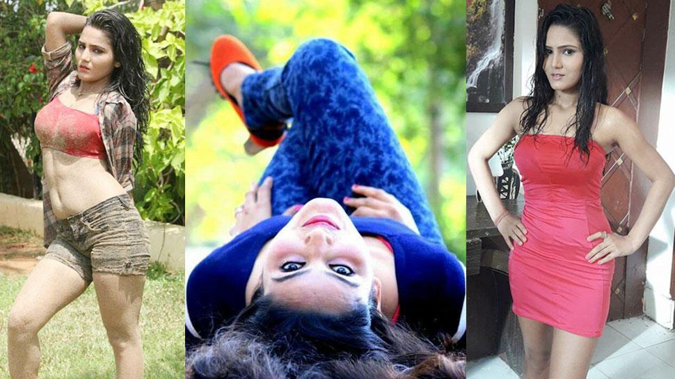 PICS: इस भोजपुरी स्टार पर चढ़ा सनी लियोनी बनने का खुमार, नाम तक कर लिया चेंज