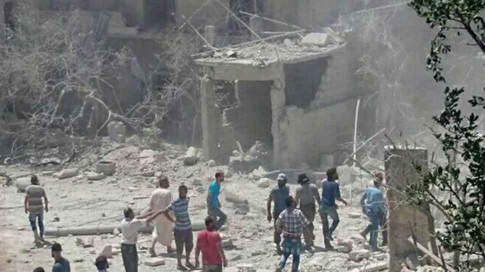 सीरिया को मदद देने पर रूस और यूरोपीय संघ में टकराव, 7 साल से चल रहा है युद्ध