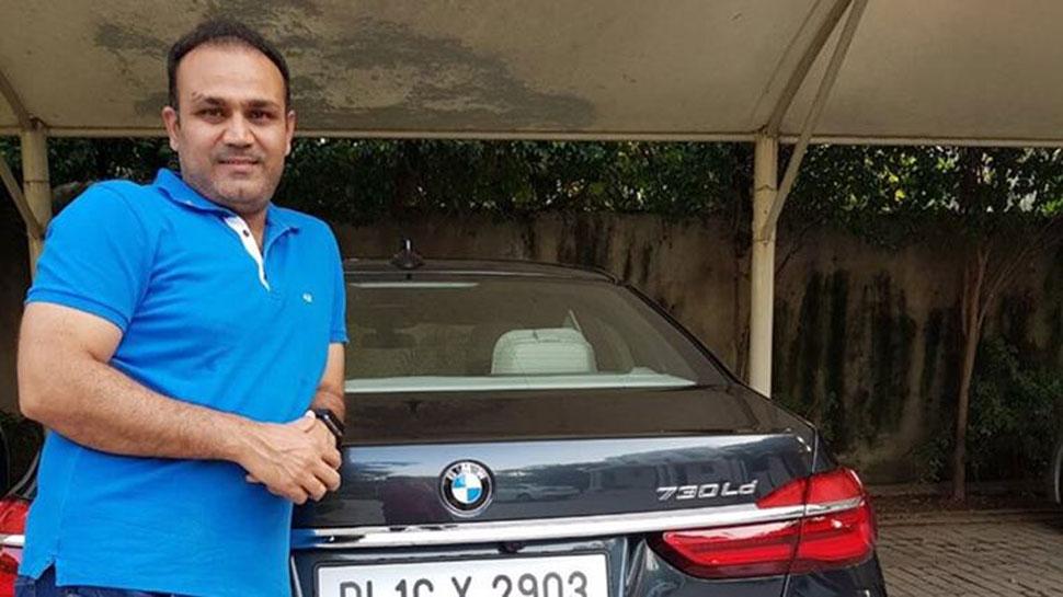 सचिन तेंदुलकर ने सहवाग को दी करोड़ों की BMW, लोगों ने याद दिलाई गरीबी