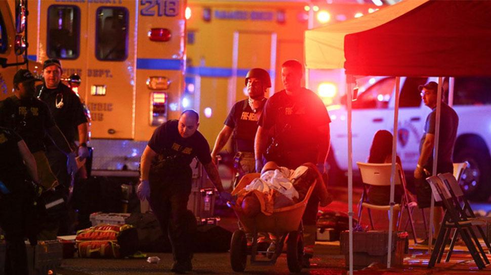 लास वेगास हमले की जिम्मेदारी ISIS ने ली, अब तक 59 लोगों की मौत 527 घायल