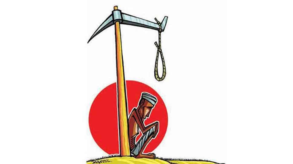 मध्य प्रदेश में 124 दिनों में 124 किसानों ने आत्महत्या की : कांग्रेस