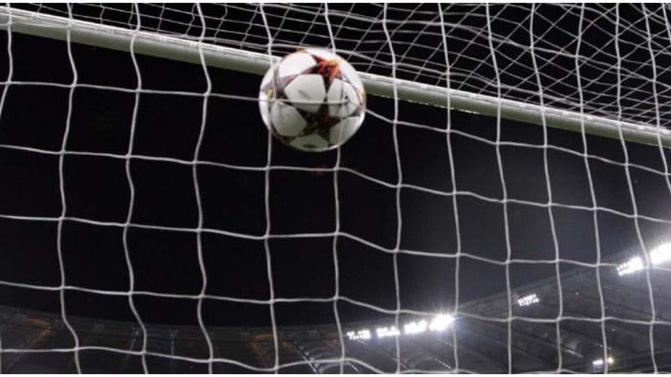 फीफा अंडर-17 वर्ल्ड कप का पूरे देश में छाया खुमार , बन रही मिठाई