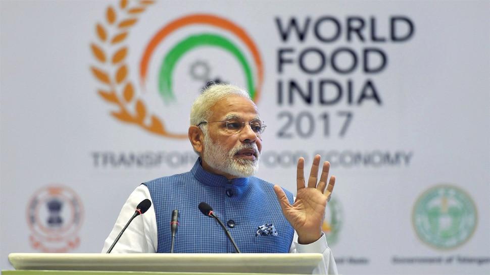 मोदी ने निवेशकों को दिया 'ईज ऑफ डूइंग बिजनेस' रैंकिंग का हवाला, कहा- अब भारत में व्यापार करना आसान