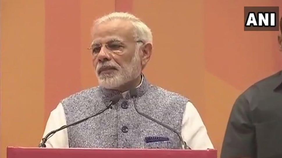 मैं ऐसा PM हूं जिसने वर्ल्ड बैंक की बिल्डिंग तक नहीं देखी: पीएम नरेंद्र मोदी