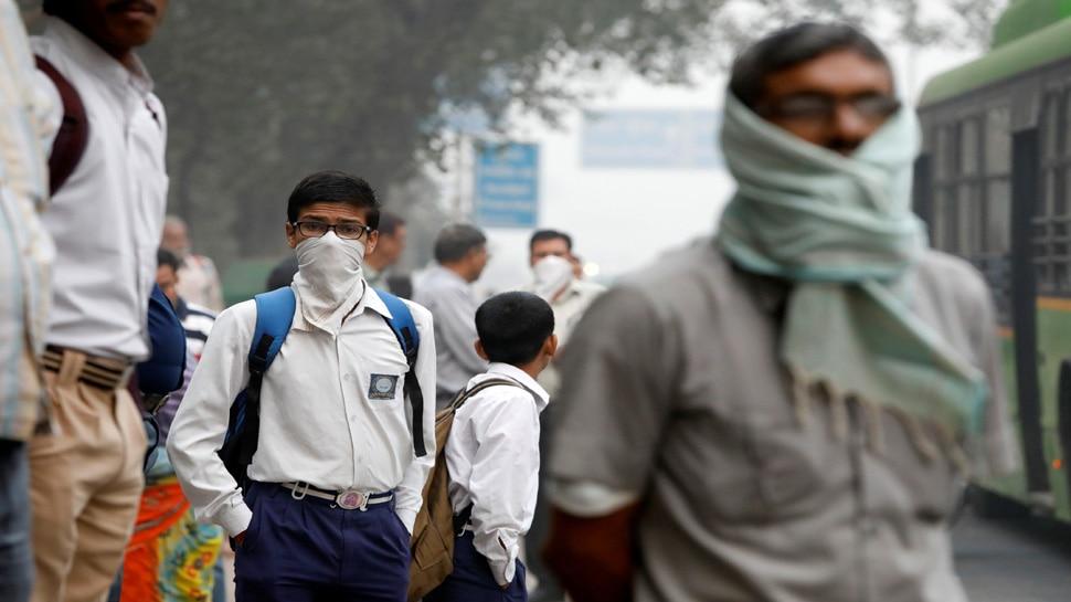 Smog : 'अस्पताल जाकर लोगों की परेशानी देखिए, शर्मनाक है...', NGT ने सरकार को फटकारा