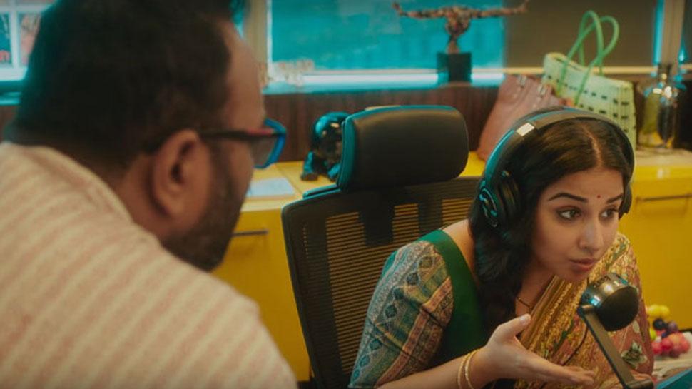 FILM REVIEW: हर भारतीय नारी के विश्वास की कहानी है 'तुम्हारी सुलु'
