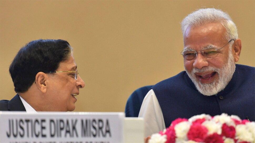 सीजेआई का रविशंकर प्रसाद पर पलटवार, कहा- मौलिक अधिकारों के साथ नहीं हो सकता कोई समझौता