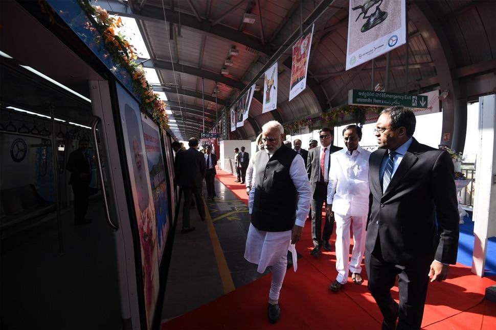 Ameerpet Biggest Metro Station in India, 6 Key of Hyderabad Metro