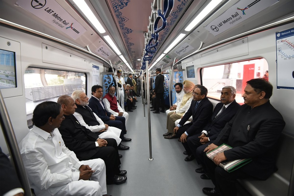 Ameerpet Metro Station in India, 6 Key Points of Hyderabad Metro