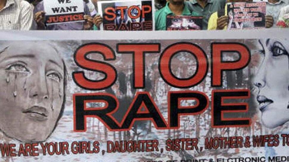 बलात्कार की संख्या के मामले में मध्यप्रदेश फिर से देश के सभी राज्यों में टॉप पर