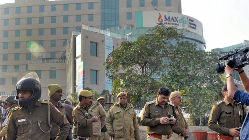 दिल्ली: जीवित नवजात को मृत बताने वाले मैक्स अस्पताल का लाइसेंस रद्द