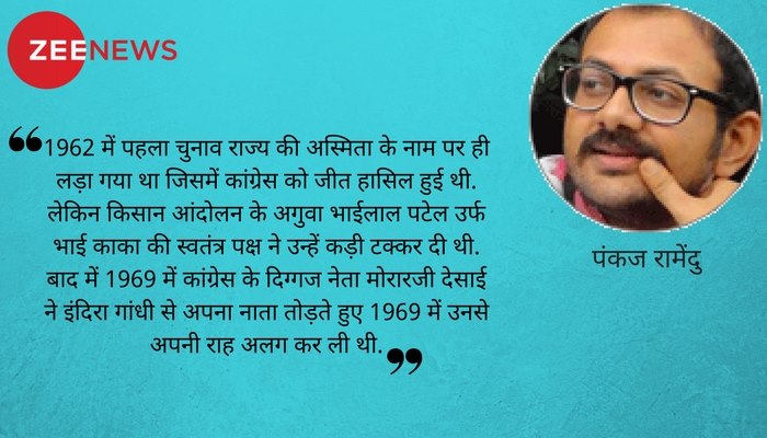 Assembly Elections : क्या कहता है गुजरात का राजनीतिक इतिहास...
