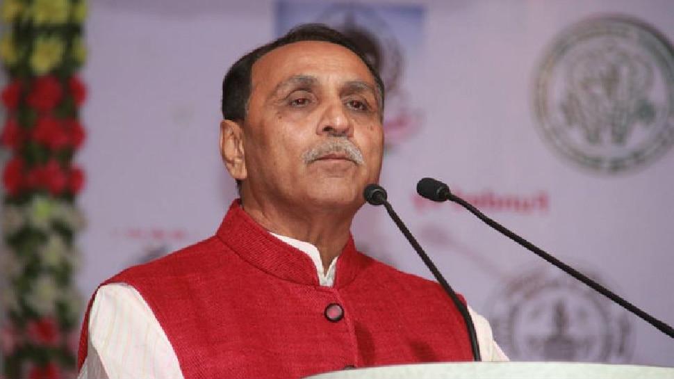 Image result for गुजरात के मुख्यमंत्री विजय रूपाणी