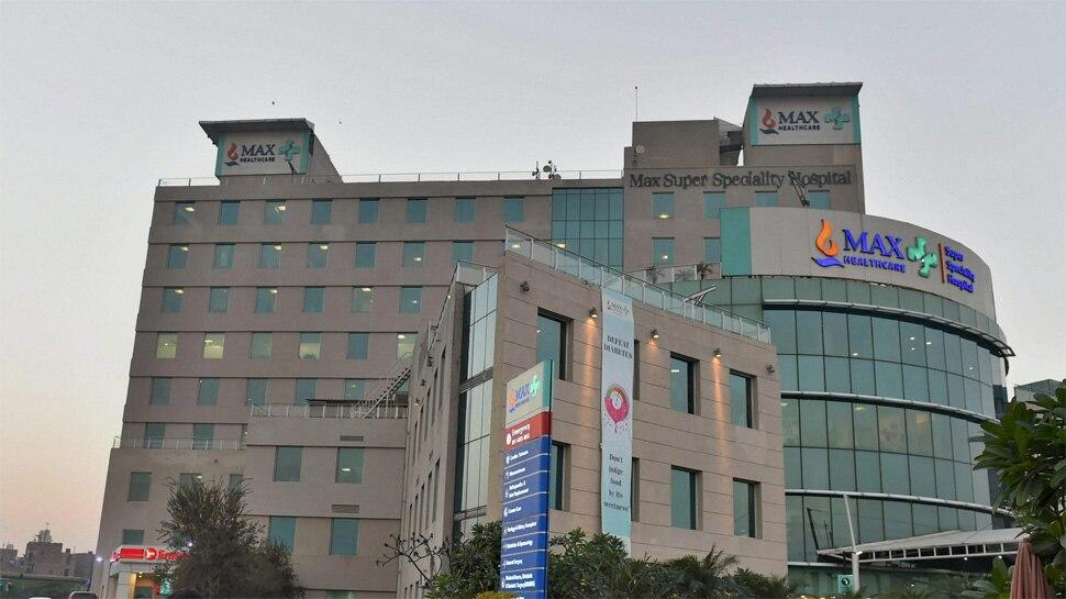 जुड़वा बच्चा मामला : DMC ने मैक्स अस्पताल के डॉक्टरों, नर्सों को नोटिस भेजा