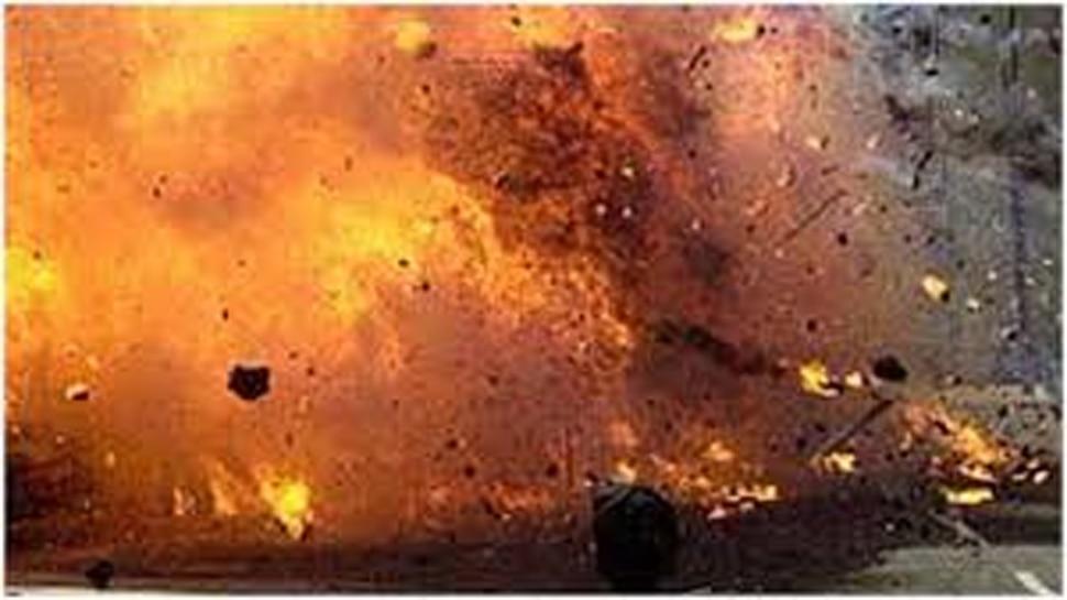 रूस: सेंट पीटर्सबर्ग स्थित सुपरमार्केट में धमाका, 10 जख्मी