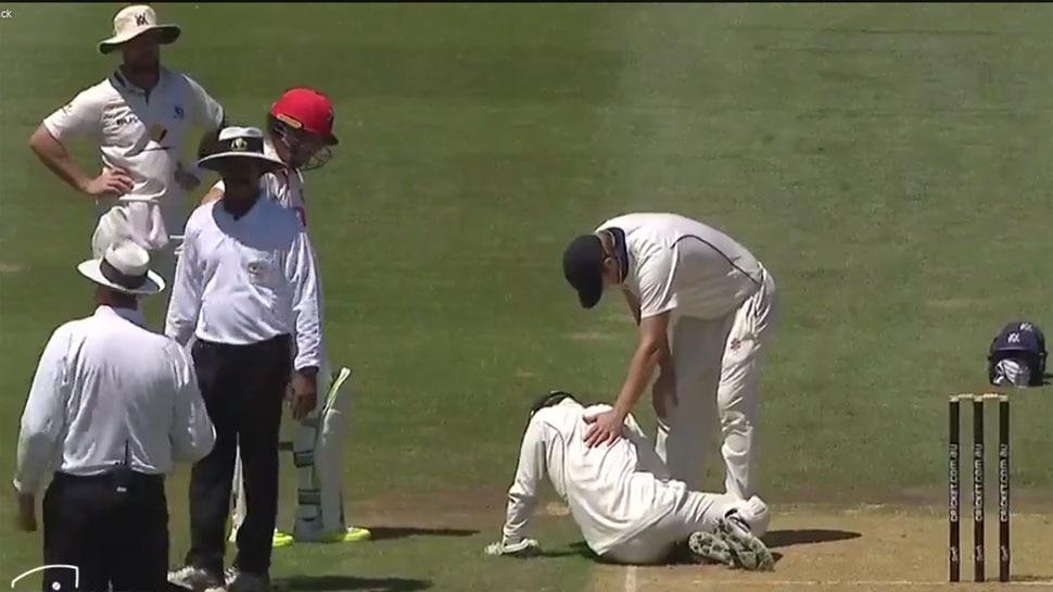 VIDEO : क्रिकेट के मैदान पर हुए इन हादसों को देखकर अटक गईं सांसें