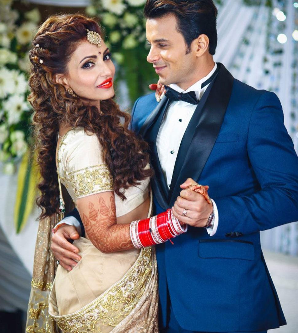 Year Ender 2017 Bharti Singh Surveen Chawla Aashka Gauradia TV celebs weddings of 2017