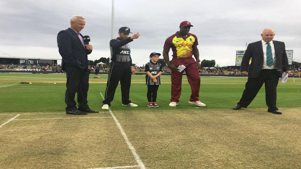 First International match of 2018, New Zealand vs West Indies