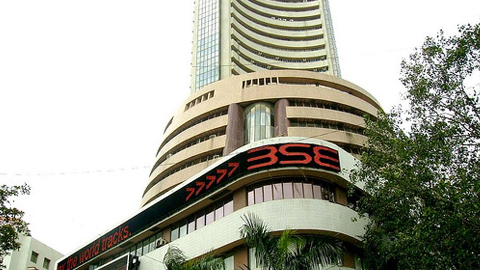 बाजार की मजबूत शुरुआत, सेंसेक्स 100 अंक, निफ्टी 40 अंक चढ़ा, रुपया टूटा