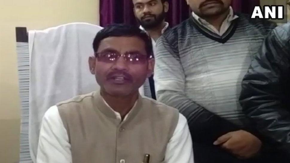 भारत हिंदुओं का देश है क्योंकि इसे 'हिंदुस्तान' कहा जाता है : BJP विधायक विक्रम सैनी