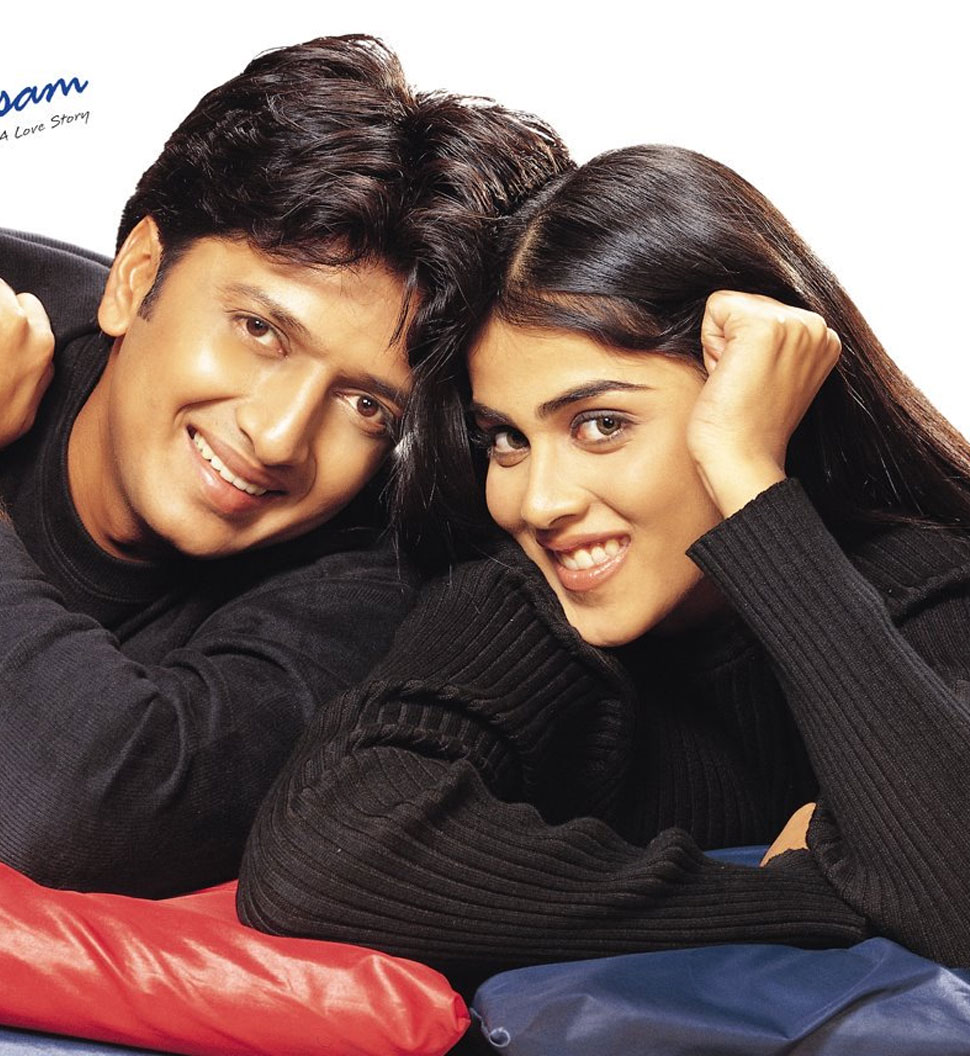 Tujhe Meri Kasam 15 years Riteish Deshmukh Shares Heartfelt Message for Genelia D'Souza