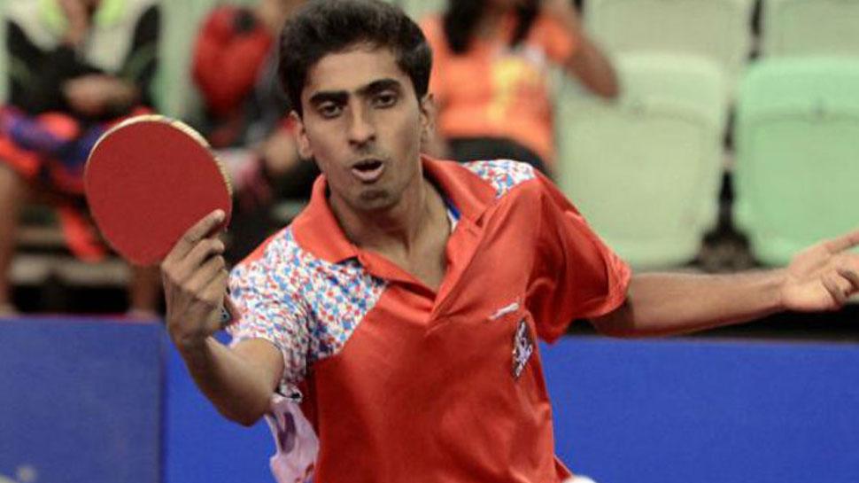 कमल को पीछे छोड़ साथियान बने देश के सर्वोच्च रैंकिंग वाले टेबल टेनिस खिलाड़ी