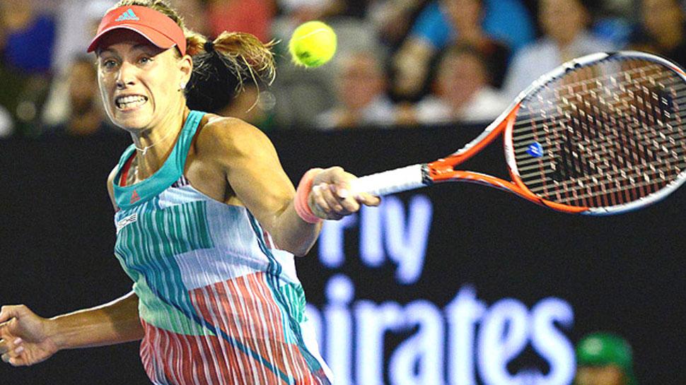 टेनिस: केर्बर, बार्टीएशेलघ बार्टीके फाइनल में