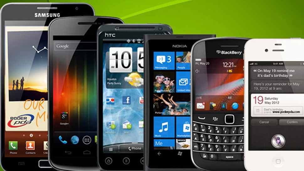 5 best selling smartphones in the world