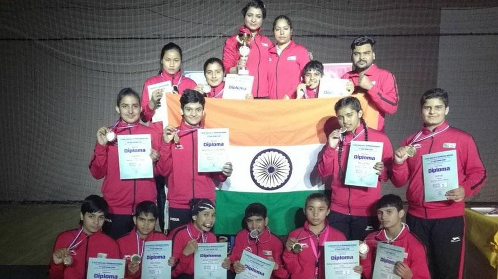 सर्बिया में भारतीय युवा महिला मुक्केबाजों का धमाल, जीते 3 गोल्ड मेडल