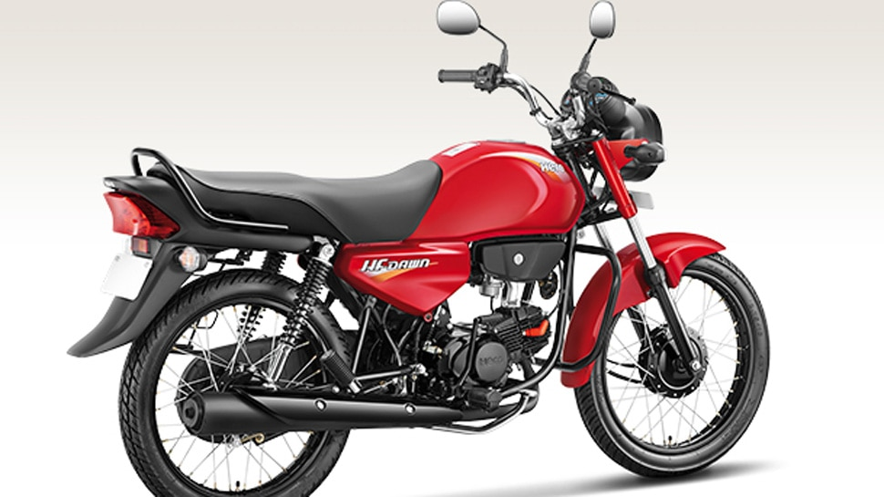 2018 Hero HF Dawn launched at Rs 37400