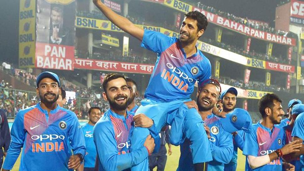 Ashish Nehra joins RCB