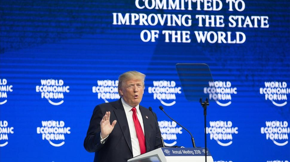 मुक्त व्यापार को समर्थन, 'अमेरिका फर्स्ट' का मतलब 'केवल अमेरिका' नहीं: डोनाल्ड ट्रंप