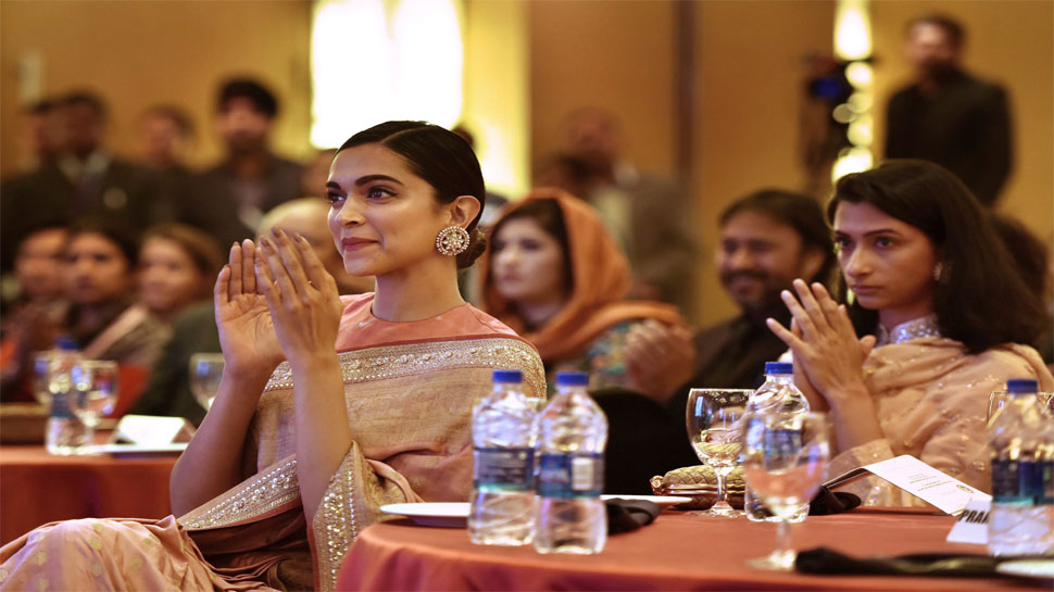 Deepika Padukone, Prakash Padukone,