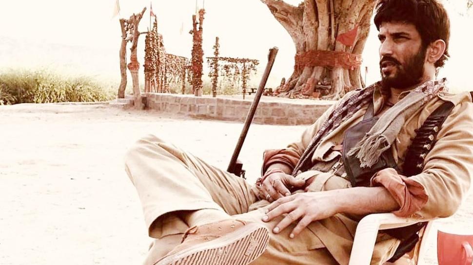 'डकैत' के लुक में नजर आए सुशांत सिंह राजपूत, जानिए अब किस फिल्म की है तैयारी