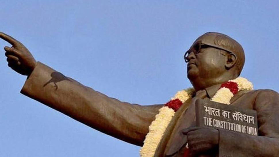 हरियाणाः डॉ.अंबेडकर की प्रतिमा को नुकसान पहुंचाया गया, दलित समाज में गुस्सा