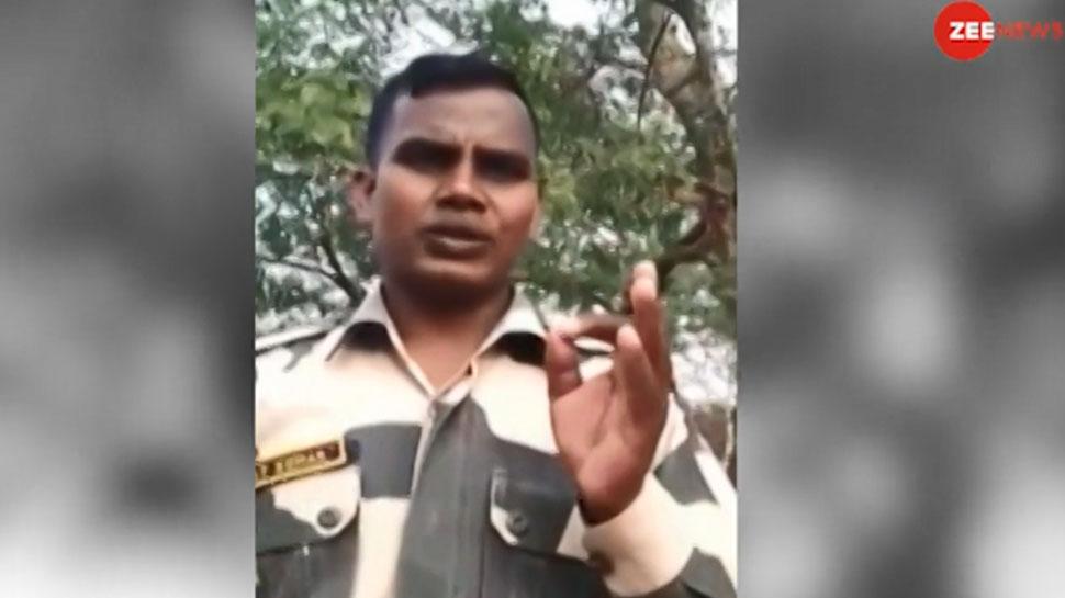 BSF जवान ने कहा- अब सरहद पर नहीं परिवार के लिए उठाऊंगा हथियार, वायरल हुआ वीडियो