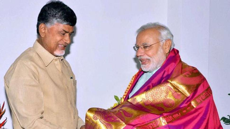 चंद्रबाबू नायडू के सामने है ये 5 मजबूरी, नहीं झटक सकते हैं BJP का हाथ