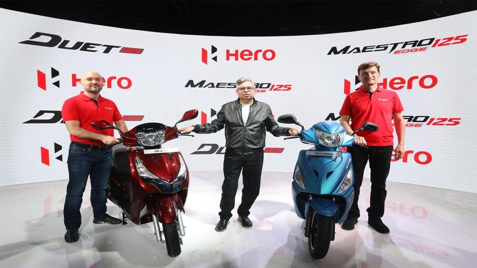 Auto Expo: हीरो ने लॉन्च किए 2 नए स्कूटर, हैरान कर देंगे ऐसे हैं फीचर्स