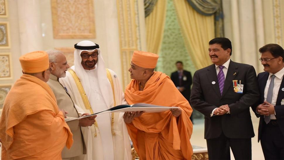 मुस्लिम शेखों के देश में क्यों बन रहा पहला हिंदू मंदिर?