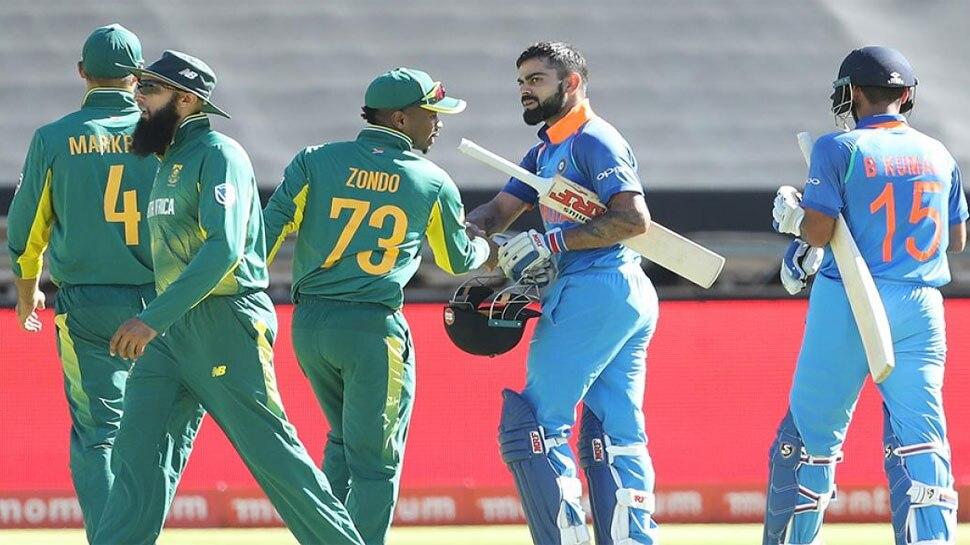 INDvsSA, 5th ODI, Port Elizabeth