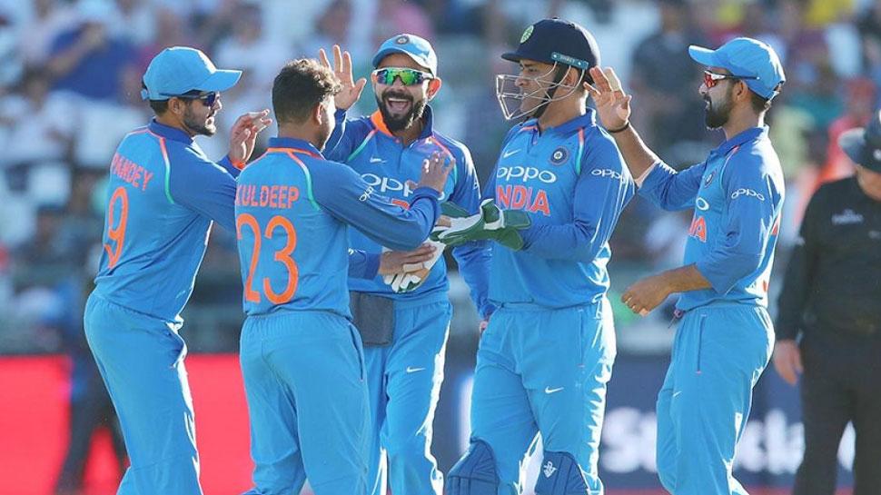 India vs South Africa, 5th ODI