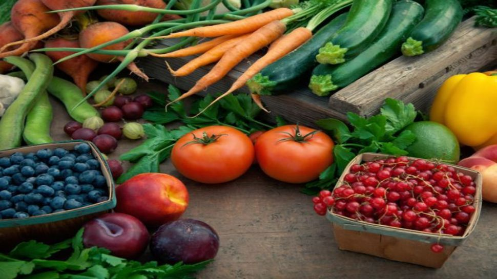 fruits and vegetables control high blood pressure